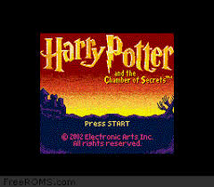 harry potter et la chambre des secrets gba harry potter and the chamber of secrets gameboy color rom