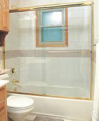 Trackless Bathtub Doors Frameless Glass Shower Doors U0026 Tub Enclosures Phoenix Az