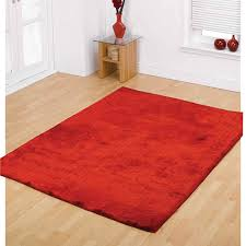 Modern Red Rug by Bright Red Rugs Roselawnlutheran