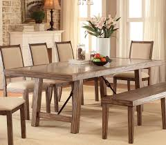 transitional dining room tables rustic oak dining table fa562 urban transitional dining