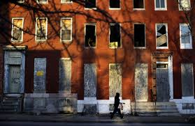 baltimore evicts nearly 7 000 people from their homes every year
