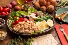 cuisine nicoise modern albacore tuna nicoise salad recipes portofino
