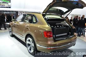 bentley bentayga render bentley bentayga 2015 frankfurt live