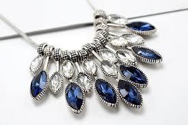 fashion jewelry statement necklace images Statement necklace pendant crystal maxi necklace fashion jewelry jpg