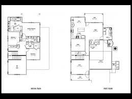 Single Family Floor Plans 3 Bed 2 5 Bath Apartment In Schofield Barracks Hi Island Palm