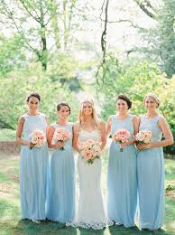 bow awards the best bridesmaid dress looks of 2014 light pink