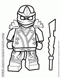 brilliant ninjago coloring pages to print for your own home cool