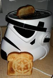 Arsenal Toaster Star Wars Kitchen Appliances From Pangea Brands Starwars