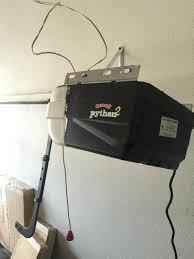 Overhead Door Python 2 Overhead Door Python 2 Garage Opener Parts Dandk Organizer
