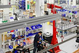 tesla factory tesla gears up 42 million fremont factory for model s