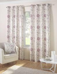 Lilac Curtains Santorini Ready Made Eyelet Curtains Rooms Lilacs