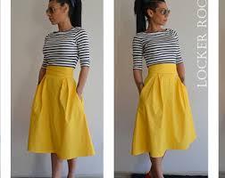 high waisted skirts high waist skirt etsy