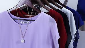 purple blouse plus size womens tops fashion 2018 summer chiffon blouse plus size