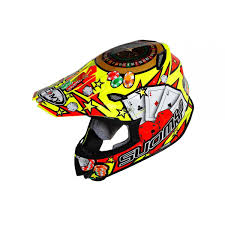 yellow motocross helmet mr jump medium jackpot yellow motocross helmet
