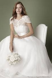vintage wedding dresses with sleeves the vintage wedding dress company 2013 decades bridal collection