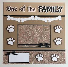 premade scrapbooks handmade premade 12x12 scrapbook layouts and dog