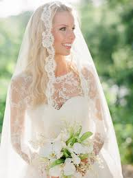 best bridal veil and wedding hairstyle combinations weddingood