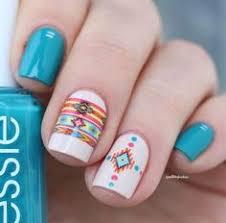 19 tribal inspired nail art designs nail nail mani pedi and makeup
