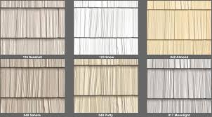 vinyl siding split shake like real cedar shake 34 colors lifetime