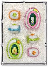 panoramic sugar easter eggs easter shop easter party favors frills and craft trims d blumchen