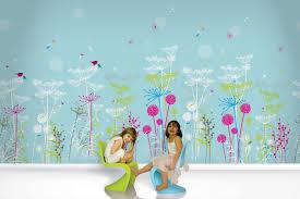 Bedrooms Wallpaper Designs Best Children U0027s Wallpaper Design Beautiful Kids Room Wallpaper
