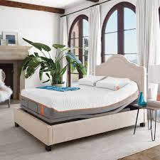 impressive tempur pedic bed frames on king size frame fresh cal