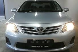 toyota corolla 1 6 2014 2014 toyota corolla 1 6 advanced a t cars for sale in gauteng r