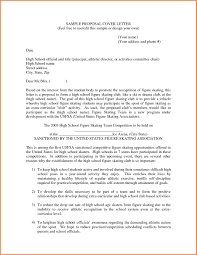 doc 7281031 sample proposal cover letter u2013 lovely cover letter