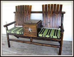 Rustic Patio Chairs Famous Homemade Patio Furniture Image Homemade Patio Furniture