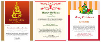 reach happy holiday templates