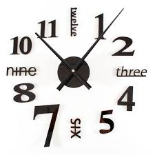 minimalist wall clock compare prices on 23 wall clock online shopping buy low price 23
