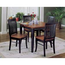2 Person Kitchen Table by Dining Room Oak Tables For Your And Kitchen With 4 Seats Square