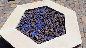 excellent ideas lava rock fire pit ravishing lava rock for fire
