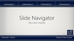download amazing interactive powerpoint templates at slidenavigator