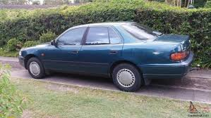 toyota camry uk toyota camry 5 speed 11 months rego rwc in mountain qld