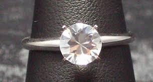 white zircon rings images 1 60ct diamond cut white zircon ring double l originals jpg
