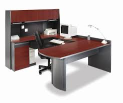 Contemporary Office Tables Design Wonderful Dark Gray Office Desk Ideas Plus Remarkable Dark Red