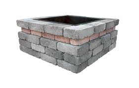 Stone Fire Pit Kit by Ideal Olde Boston Fire Pit Kit Old Station Landscape U0026 Masonry