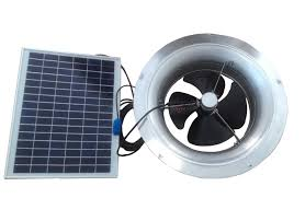 solar attic vent fan 20 watt gable mount remote panel solar attic fan remington solar