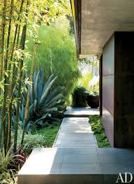 modern zen asian inspired home design walkway ideas curb