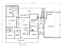 house plans open floor plan place country home plan 055s 0035 house plans and more