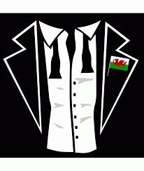British Flag Shirts Welsh Flag Tuxedo Men U0027s T Shirt Wales Welsh Tuxedo U0027s Suits