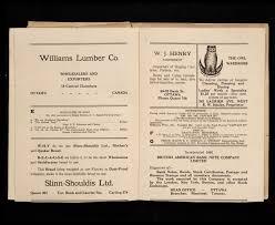 florence westman first world war scrapbook victoria to vimy