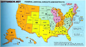 map of us federal states united states district court for the western of michigan cool map