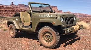 new jeep concept 2017 2017 easter jeep safari concepts in moab utah and friends youtube