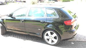 audi a3 2 0 tfsi s line sportback quattro 5dr manual 6 speed