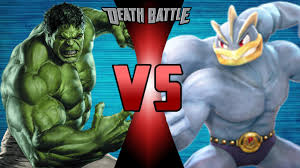 hulk machamp death battle fanon wiki fandom powered wikia