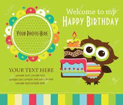 kids birthday card invitations ajordanscart com