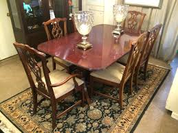 chippendale dining room set chippendale dining room table premiojer co