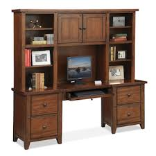 Executive Desk With Hutch Home Office Furniture American Signature American Signature
